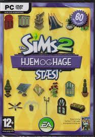 The Sims 2-Hjem og Hage Stæsj