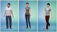 The Sims 4 CAS Screenshot 24