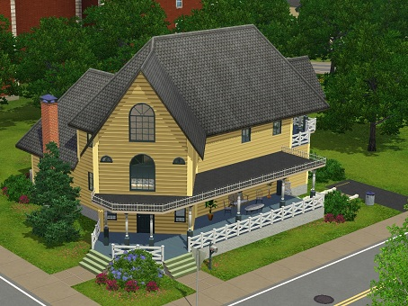 List of uninhabited Sunset Valley lots | The Sims Wiki