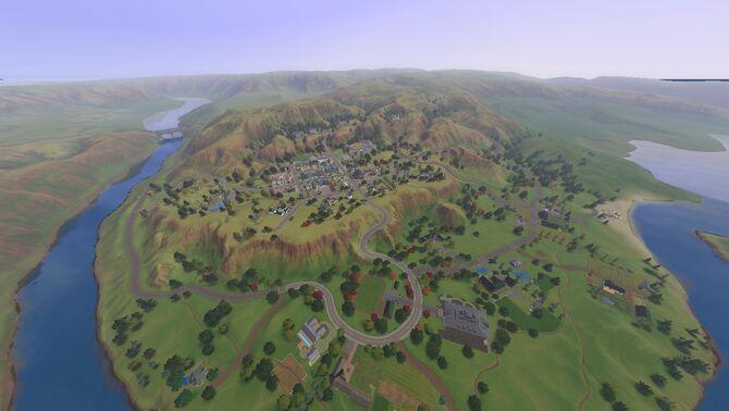 Appaloosa Plains | The Sims Wiki | FANDOM powered by Wikia