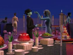 Count Dracula's Wedding Party 2