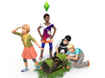 Les Sims 4 Vivre Ensemble Render 10
