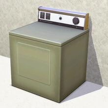 Rolling dryer