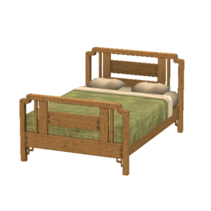 File:Sims 3 bed.png