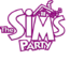 The Sims Party Logo