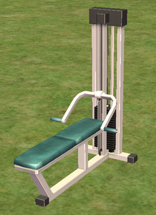 Ts2 exerto free press exercise machine