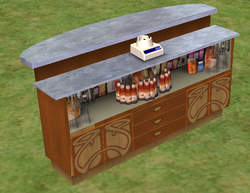 Ts2 retro lounge high liquidity juice bar