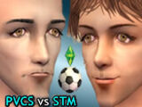 GOAL!! Sims Football/Soccer Match: PVCS vs STM