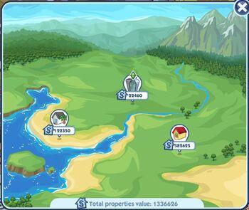 Carte de Littlehaven