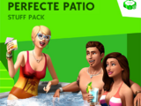 De Sims 4: Perfecte Patio Accessoires