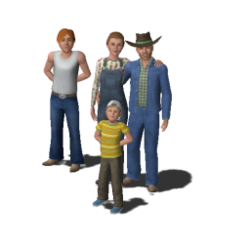 McDermott familie