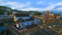 Salty Paws Saloon