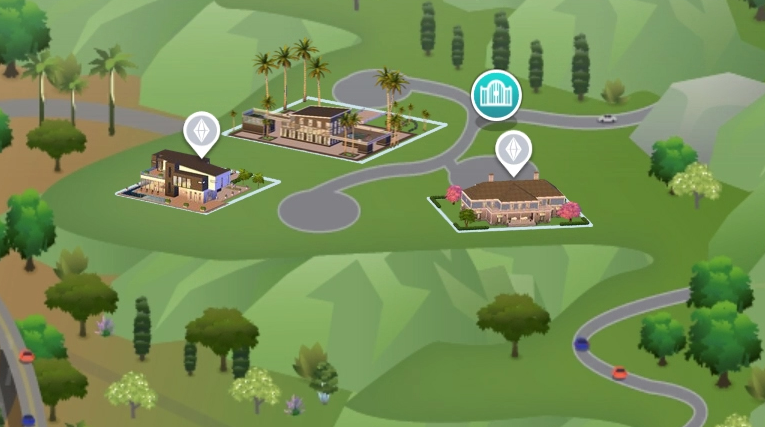 The Pinnacles | The Sims Wiki | FANDOM powered by Wikia
