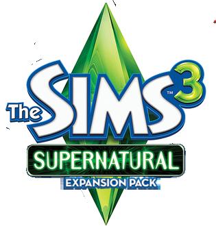 File:The Sims 3 Supernatural Logo.png