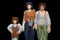 Tinker familie