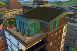 Artsy Penthouse Loft