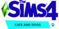 The Sims 4 Cats & Dogs Logo.png