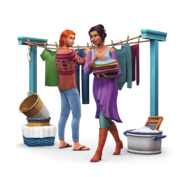 The Sims 4 Laundry Day Stuff Render 05