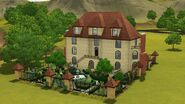 Casa do Verão, fachada