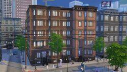 Culpepper Apartments