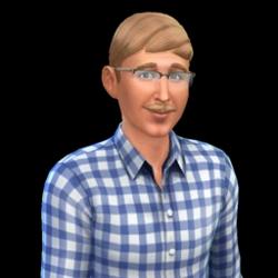 Geoffrey Landgraaf (De Sims 4)