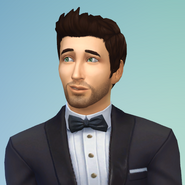 James Stock (in game)