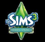 Les Sims 3 - Hidden Springs (Logo petit)