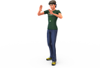 Les Sims 4 Render 01