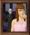 Les Sims 4 Vampires Test Q1