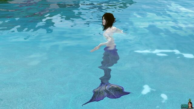 File:Mermaid in sea.jpg