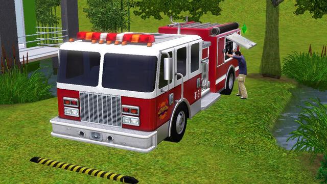 File:Sims3Firetruck.jpg