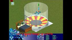 The Sims 1 - Skydiving Simulator Death
