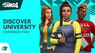 The Sims 4™ Discover University Official Reveal Trailer
