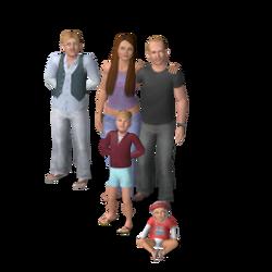 Wolff familie (Moonlight Falls)