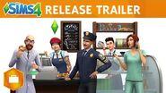 De Sims 4 Aan het Werk Officiële Release Trailer