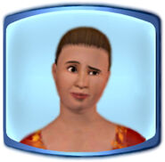 Jocasta Bachelor's Original Appearance in TS3