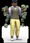 Les Sims 4 Au Travail Render 14