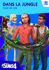 Packshot Les Sims 4 Dans la jungle (V2)