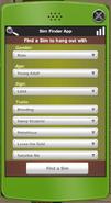 Sim Finder App