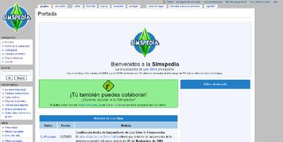 SimsPedia Reportes