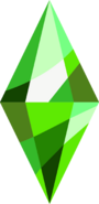 The Sims 4 Rebrending Plumbob Design