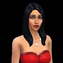 Cora van de Kerkhof (De Sims 4)