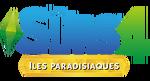 Logo Les Sims 4 Iles paradisiaques