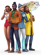 TS4Seasons Render 1