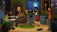 The Sims 3 70s, 80s, & 90s Stuff Screenshot 04