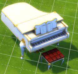 CGA Piano