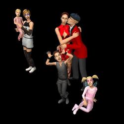 Famille Capp-(Cunégonde)