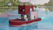 Houseboat new image ip