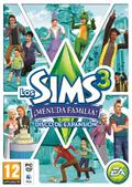 Los Sims 3 ¡Menuda familia! Portada