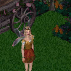 Мара - первая фея в серии <i>The Sims</i>